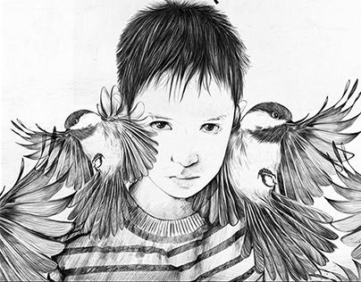[少年の歌]EP Design & Illustration