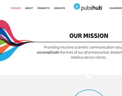 PubsHub Website