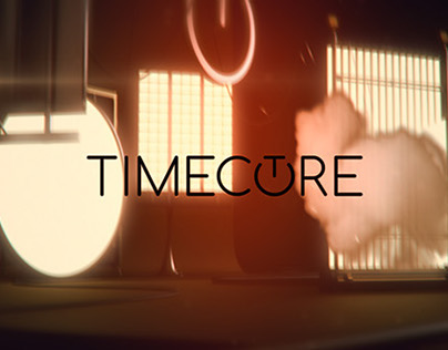 Timecore 3D Logo Animation