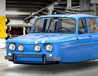 SyD 50 Aniversario - Autos Voladores
