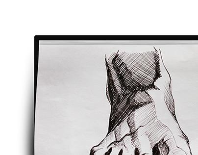 Pen/Charcoal_Sketch