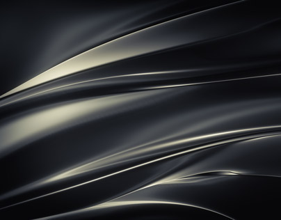 Black Glossy Metal Backgrounds