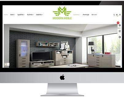 Sklep Internetowy Modern Meble