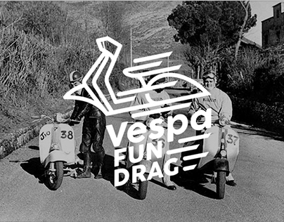 Vespa Fun Drag