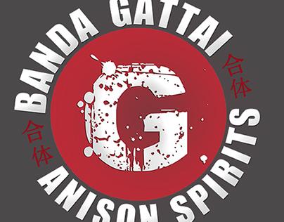 Estampa Camisa Banda Gattai
