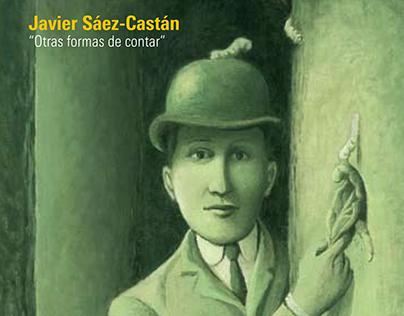 Javier Sáez Castán, Exhibition poster and program