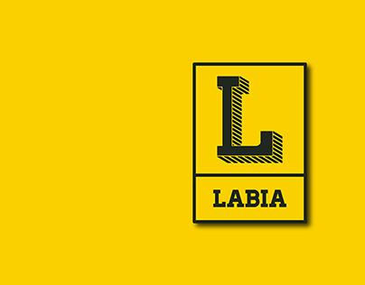 LABIA - a graphic design agency