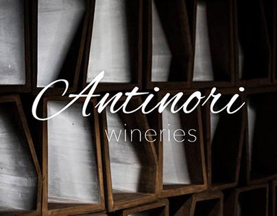 Antinori Wineries