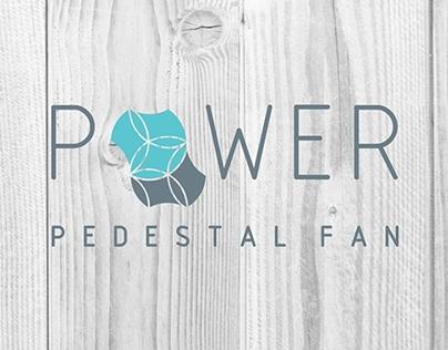 POWER: Pedestal Fan