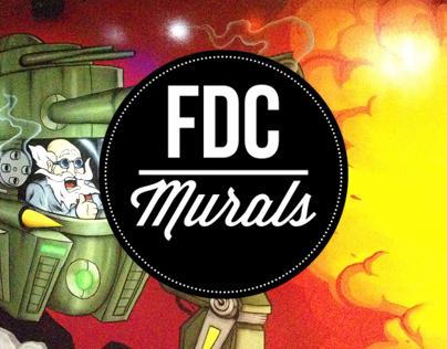 FDC Murals Website