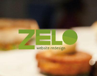 Zelo | Brand & Web Redesign