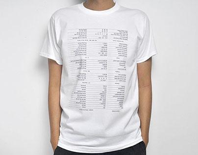 T-ranslator T-shirt