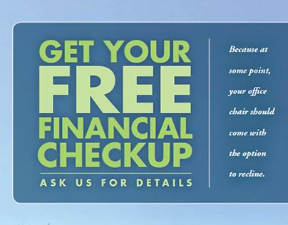 Financial Checkup Campaign