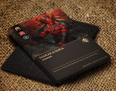 MahaYodha - Card Game
