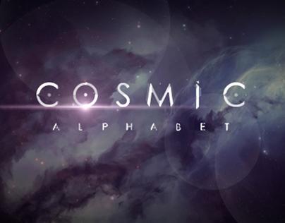 COSMIC alphabet (pack)