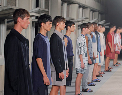 'T' | SS15 Collection - BLOOM | Portugal Fahshion