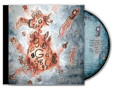 Hipergenemis CD Cover