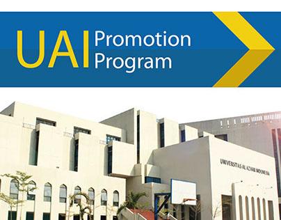 UAI Promotion Program Proposal Book