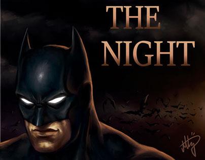 Batman I AM THE NIGHT