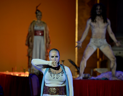 opera: SALOMÉ, Richard Strauss