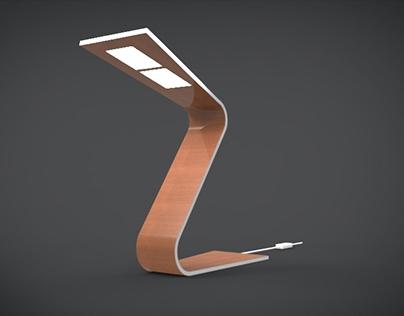 Projeto Luminária Z1 - OLED