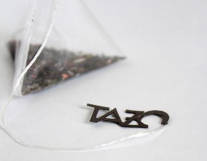 TAZO Tea Packaging Design