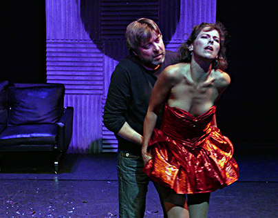 Photography Theater: KRUM by Hanoch Levin