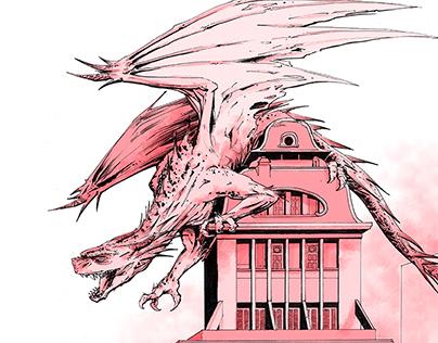 Dragones en Mendoza