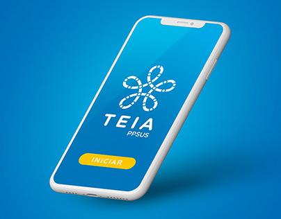 Visual Identity | TEIA PPSUS | Logo