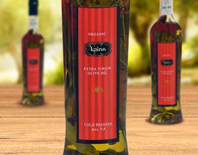 Kairos Organic Olive Oil