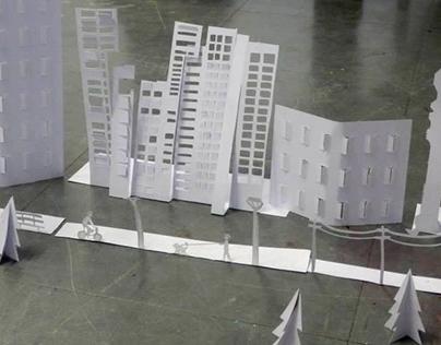 Workshop: papier