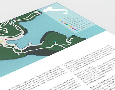 Monday Magazine. feature: Portofino