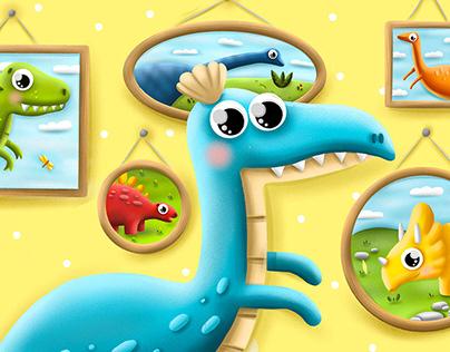 Children's encyclopedia of dinosaurs