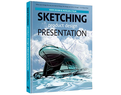 SKETCHING product design PRESENTATION -Eissen/Steur