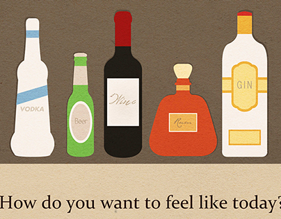 How do you want to feel like today? | Illustration