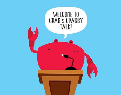 Crab's Crabby Talk