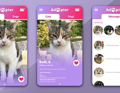 Adopting App.