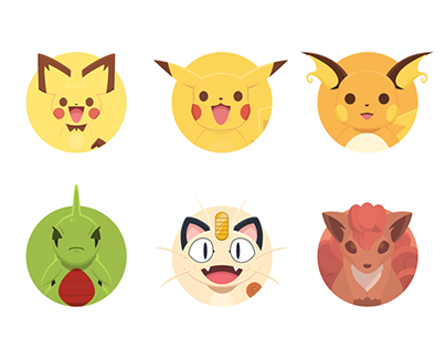 Pokemon Project Minimal