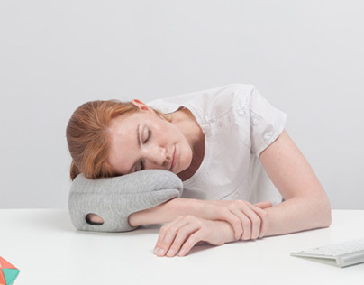 OSTRICH PILLOW ®  MINI / STUDIO BANANA THiNGS