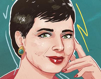 Likeness/Celebrity Illustration