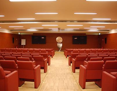 Auditorium GE Oil&Gas