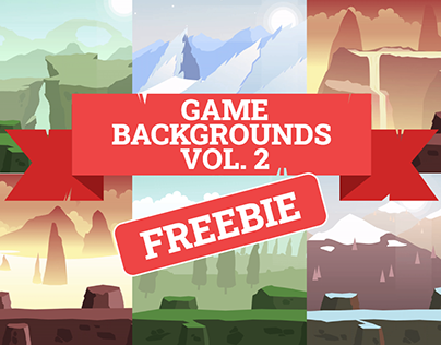 FREE Game Backgrounds ( VOL II )