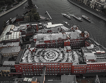 The LARGEST Calligraffiti in Russia and the World. 2015