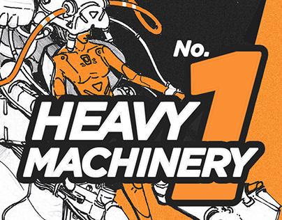 Heavy Machinery 01