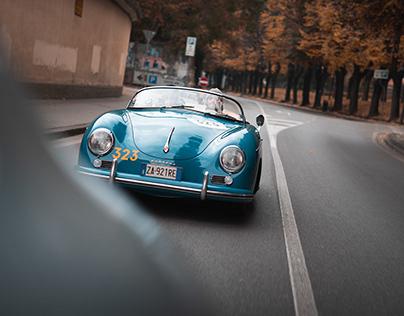 Porsche 356 Speedster - 1000 MigliaDay