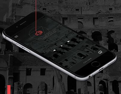 App Design  Roma Universe