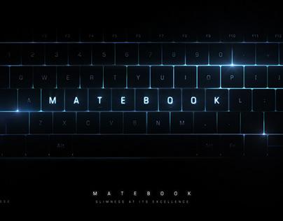 Huawei Matebook Keyvisual