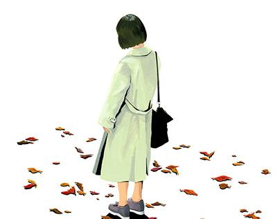 秋場 Autumn