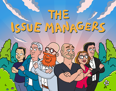 The Issue Managers - Corporate Sitcom