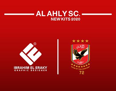 AL AHLY KITS 2020 BY EL ERAKY